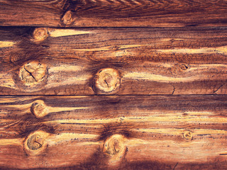 Old Wood Background with Twigs  - Vintage Pink Tones