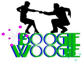 boogie woogie concept