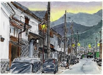 萩・浜崎町