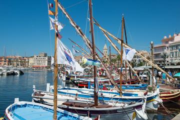 port de Sanary s/mer, Var