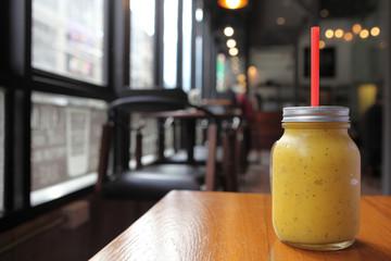 mango frappe juice