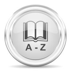 dictionary internet icon