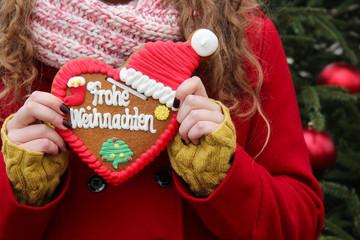 Weihnachtsgrüße vom Christkindlmarkt