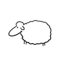 round sheep