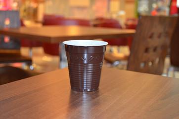 кофе в кафе