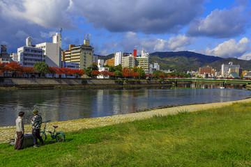 Ota Riverin Hiroshima
