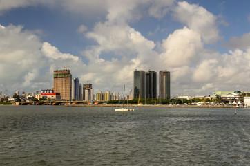 praia do Recife Brasil