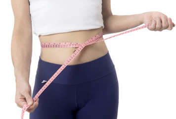Measurement of abdominal fat