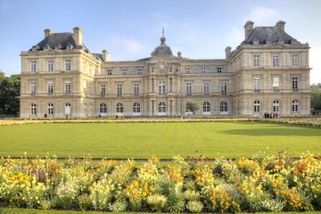 Luxembourg Palace. French Senate