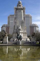 Don Quixote Sancho Panza Statue
