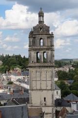 Indre et Loire - Loches - Tour saint-Antoine