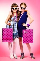 modern teen girls