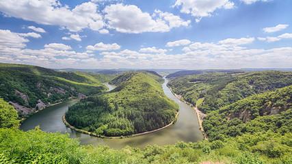 Saarschleife - Bent River Landscape