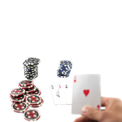 Pokerworkshop - Ass in der Hand halten