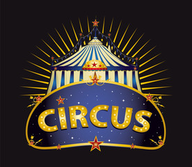 Fantastic Circus big top