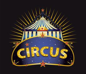 Fantastic Circus big top