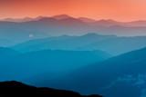 evening scene in Carpathians - 69426938