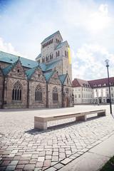 Hildesheimer Dom Vorplatz