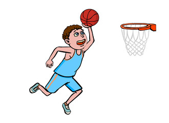 basketball boy scores