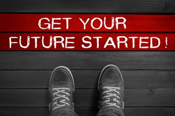 Get your future started!