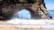 canvas print picture - Natural Bridges