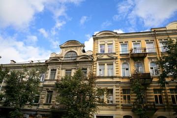 Old town,Vilnius