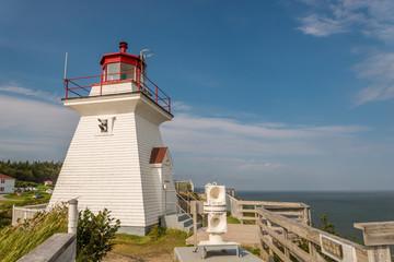 Lighthouse (Cape Enrage)