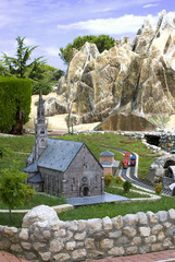 Italy in miniature, mini-Park, Rimini