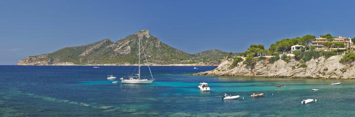 Sa Dragonera island.Majorca.Spain.