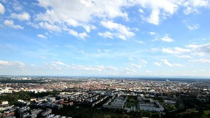 Aussichtspunkt am Olympiapark