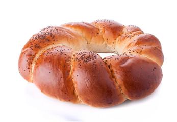 Round Baked  Bun