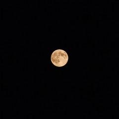 Super Moon, August 10, 2014,  from Beliko Tarnovo, Bulgaria