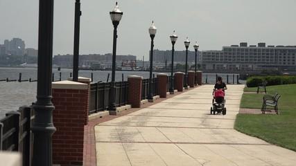 Boardwalks, Beaches, Tourist Spots, Tourists