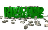 Dividend Increases Finance Stocks Investment poster