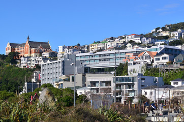 Property in Wellington - New Zealand