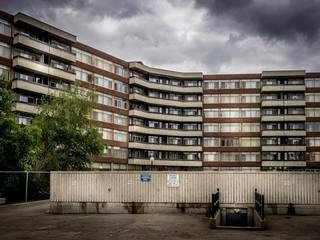 Apartment building, calgary