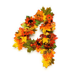 Autumn numbers