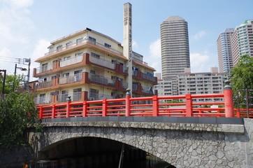 東京都の佃小橋