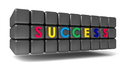 Success Colorful