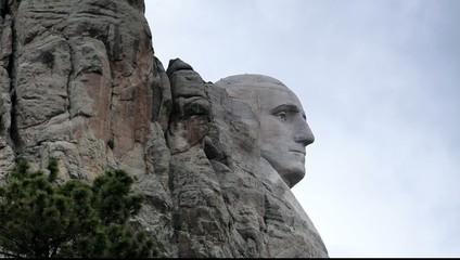 Mount Rushmore Monument, South Dakota, USA