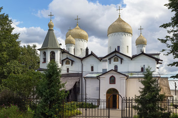 Churches of St. Philip the Apostle and St. Nicholas the Wonderwo