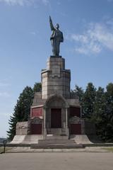 Russia - Statua Lenin