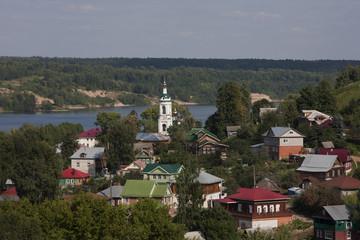 Russia - Panorama Volga