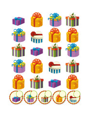 Christmas exercise - count presents