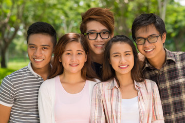 Vietnamese college students