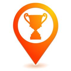 premier prix sur symbole localisation orange