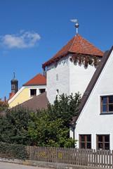 Häuserfassaden in Beilngries