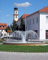 Springbrunnen in Beilngries