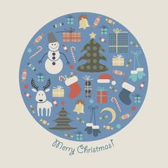 Ball-Christmas set