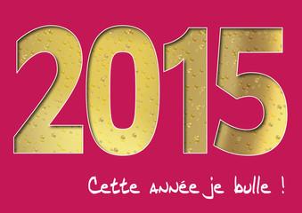 2015 Champagne Je Bulle